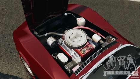 Chevrolet Corvette Stringray 1969 v1.0 [EPM] для GTA 4 вид изнутри