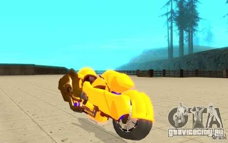 F.F. VII bike для GTA San Andreas