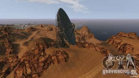 Red Dead Desert 2012 для GTA 4 шестой скриншот