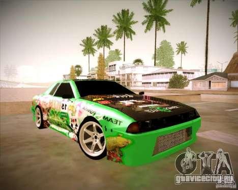 Elegy Toy Sport v2.0 Shikov Version для GTA San Andreas вид справа