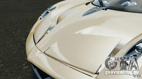 Pagani Huayra 2011 v1.0 [EPM] для GTA 4 колёса
