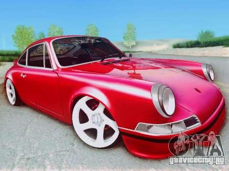 Porsche Carrera RS 1973 для GTA San Andreas