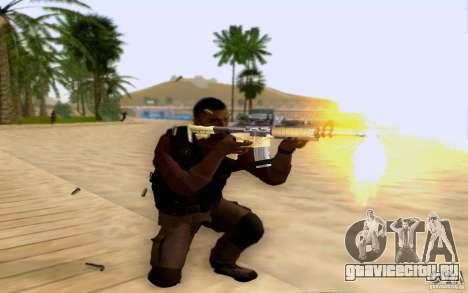 Салазар в гражданском для GTA San Andreas третий скриншот