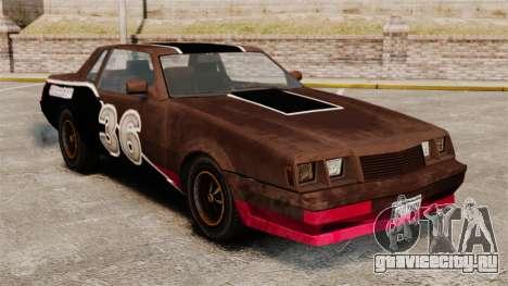 Новые раскраски для ржавых Vigero и Sabre для GTA 4 третий скриншот