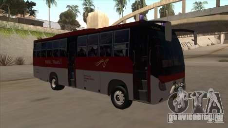 Rural Transit 10206 для GTA San Andreas вид слева