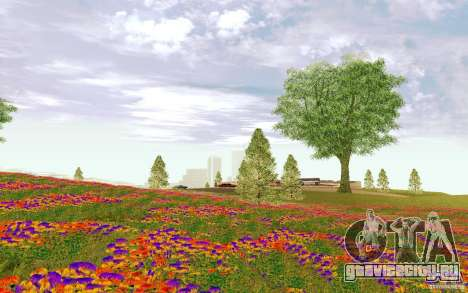 Project Oblivion 2010 Sunny Summer для GTA San Andreas второй скриншот