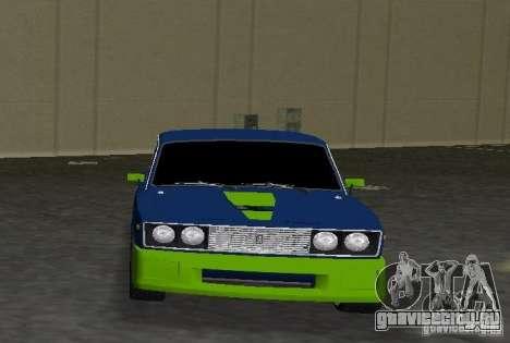 ВАЗ 2106 Tuning v2.0 для GTA Vice City