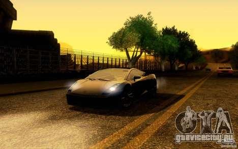 ENB Series - BM Edition v3.0 для GTA San Andreas пятый скриншот