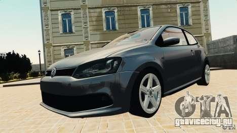 Volkswagen Polo v2.0 для GTA 4 вид слева