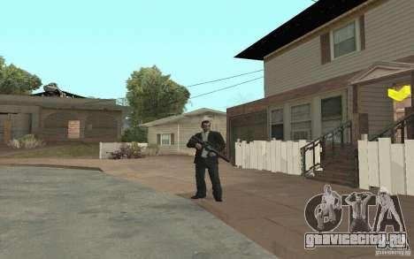 Анимации из GTA IV для GTA San Andreas девятый скриншот