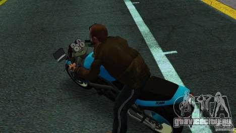 PCJ 600 для GTA Vice City вид справа