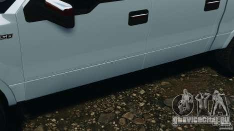 Ford F-150 v1.0 для GTA 4 вид сбоку