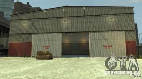 Red Bull Factory для GTA 4 пятый скриншот