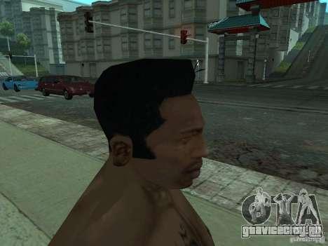 НОВОЕ ЛИЦО CJ для GTA San Andreas седьмой скриншот