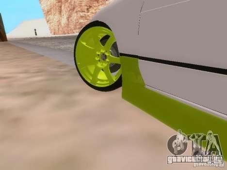 Nissan Silvia S13 Drift Style для GTA San Andreas салон