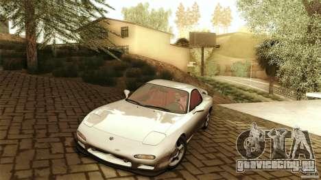 Mazda RX-7 FD 1991 для GTA San Andreas вид слева