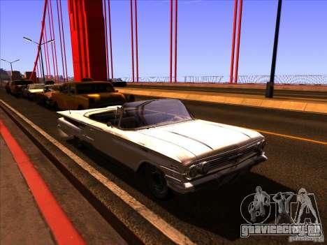 ENBSeries v2.0 для GTA San Andreas второй скриншот