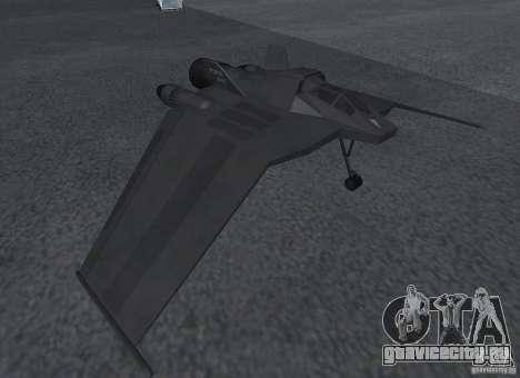 F302 для GTA San Andreas вид слева
