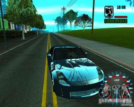 ENB by Makc для GTA San Andreas