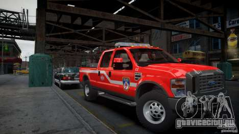 Ford Chief F250 для GTA 4