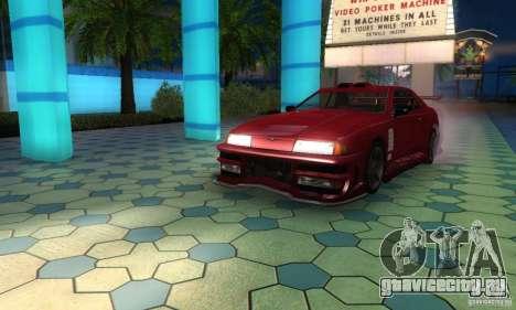 ENBSeries by dyu6 v4.0 для GTA San Andreas седьмой скриншот