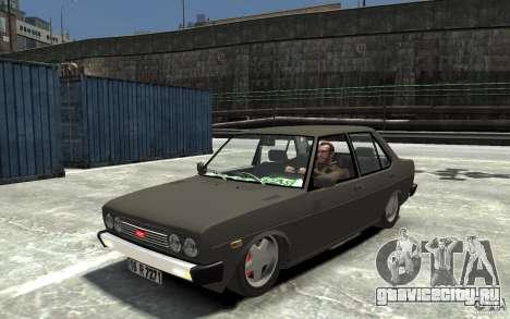 Tofas 131 Sahin для GTA 4