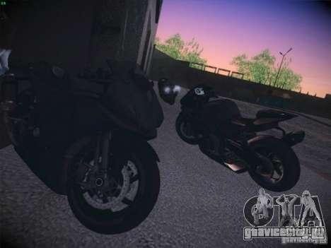 Aprilia RSV4 для GTA San Andreas вид справа