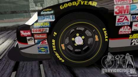Chevy Monte Carlo SS FINAL для GTA 4 вид сзади