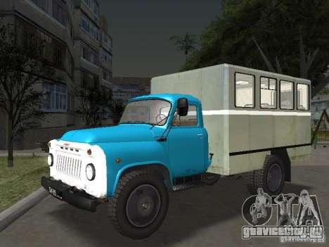 ГАЗ 52 Вахта для GTA San Andreas