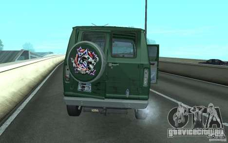 Ford E-150 Short Version v3 для GTA San Andreas вид справа