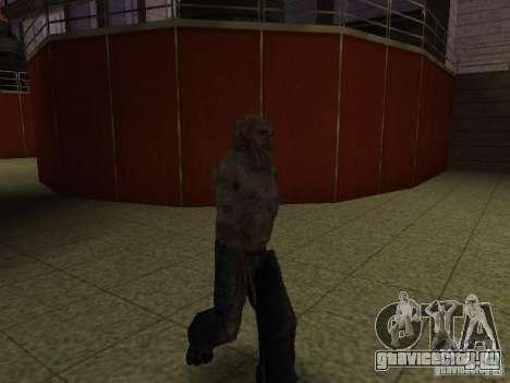 Контроллер из S.T.A.L.K.E.R. для GTA San Andreas третий скриншот