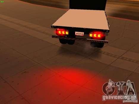 Chevrolet Silverado HD 3500 2012 для GTA San Andreas вид снизу
