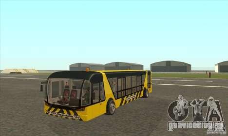 Автобус В Аэропорт для GTA San Andreas