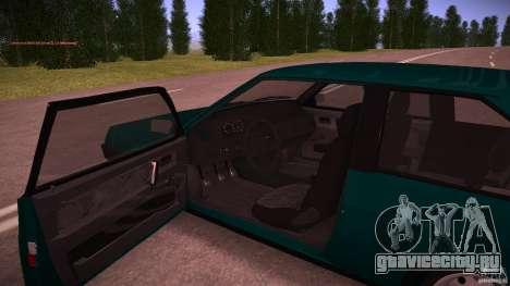 ВАЗ 2108 Low Classic для GTA San Andreas вид справа