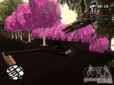 Небольшие мелочи для GTA San Andreas четвёртый скриншот