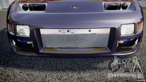 Nissan 300zx Fairlady Z32 для GTA 4 салон