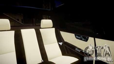 Mercedes-Benz S600 Guard Pullman 2008 для GTA 4 вид сбоку