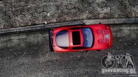 Mazda RX-7 FnF для GTA 4 вид справа