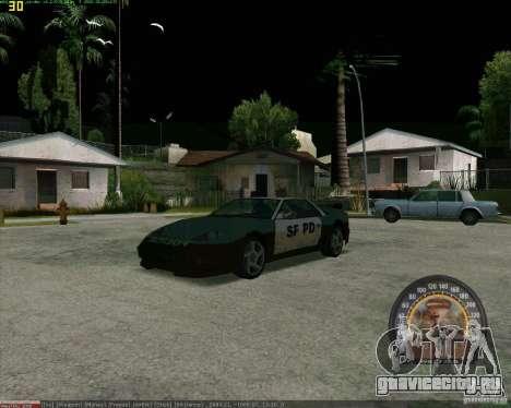 Supergt - Police S для GTA San Andreas