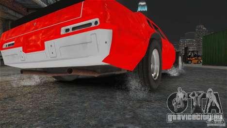 Jupiter Eagleray MK5 v.1 для GTA 4 вид сбоку