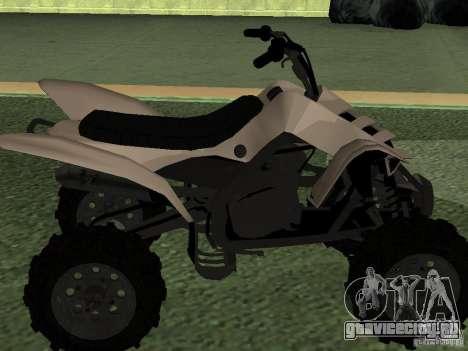 Ducati Quad HQ 110cc для GTA San Andreas вид справа