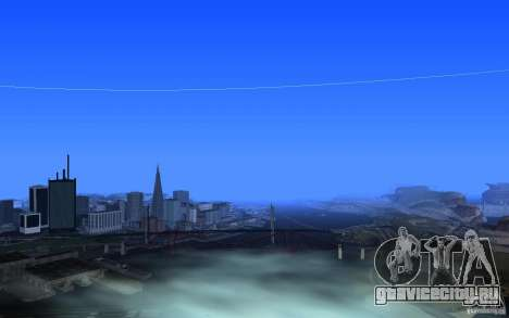 Настройка ENBSeries для слабых ПК для GTA San Andreas пятый скриншот