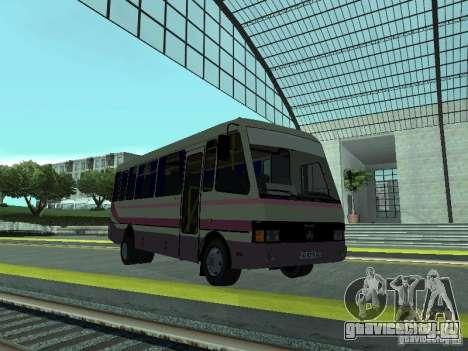 Баз а079 турист для GTA San Andreas