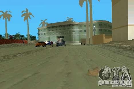 Snow Mod v2.0 для GTA Vice City