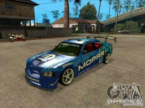 Mopar Dodge Charger для GTA San Andreas