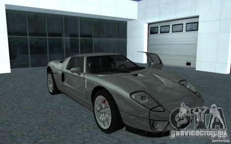 Ford GT 40 для GTA San Andreas