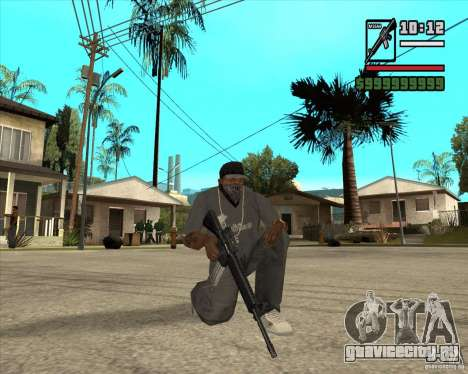 Millenias Weapon Pack для GTA San Andreas десятый скриншот