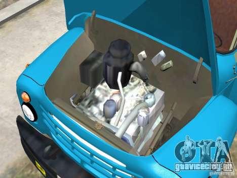 ЗиЛ 431410-130 Final для GTA 4 вид сверху
