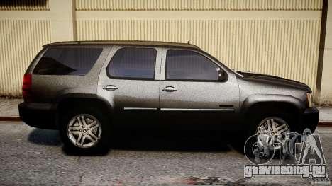 Chevrolet Tahoe 2007 для GTA 4 вид сверху