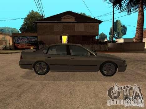 Merit из Gta 4 для GTA San Andreas вид справа
